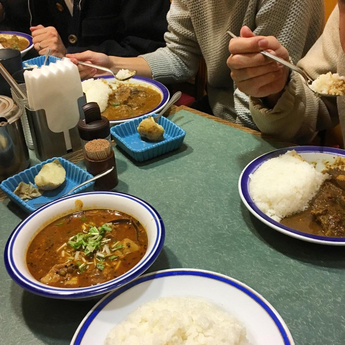 カリーライス専門店 エチオピア 高田馬場店
